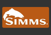 Simms, the best waders and fishing clothing. Used by the best guides worldwide. Proudly used by Denmark Fishing Outdoor Lodge guiding service.