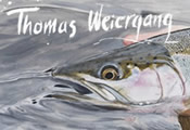 Thomas Weiergang fishing painter