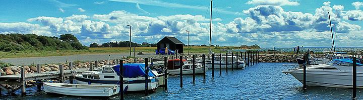 Helnaes beautiful fyn surroundings harbour